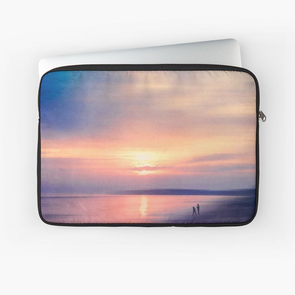 Calm Sea Laptop Sleeve