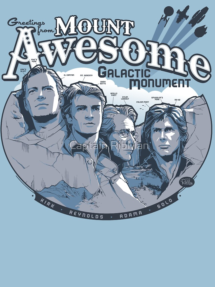 Mt. Awesome | Unisex T-Shirt