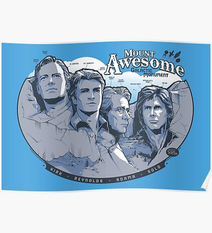 Mt. Awesome Poster