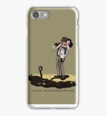 They Can Probably Smell Fear iPhone Case/Skin