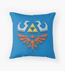Cojín La leyenda de Zelda - Escudo Hylian de Link