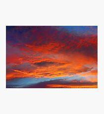 The Heavens Declare II Photographic Print