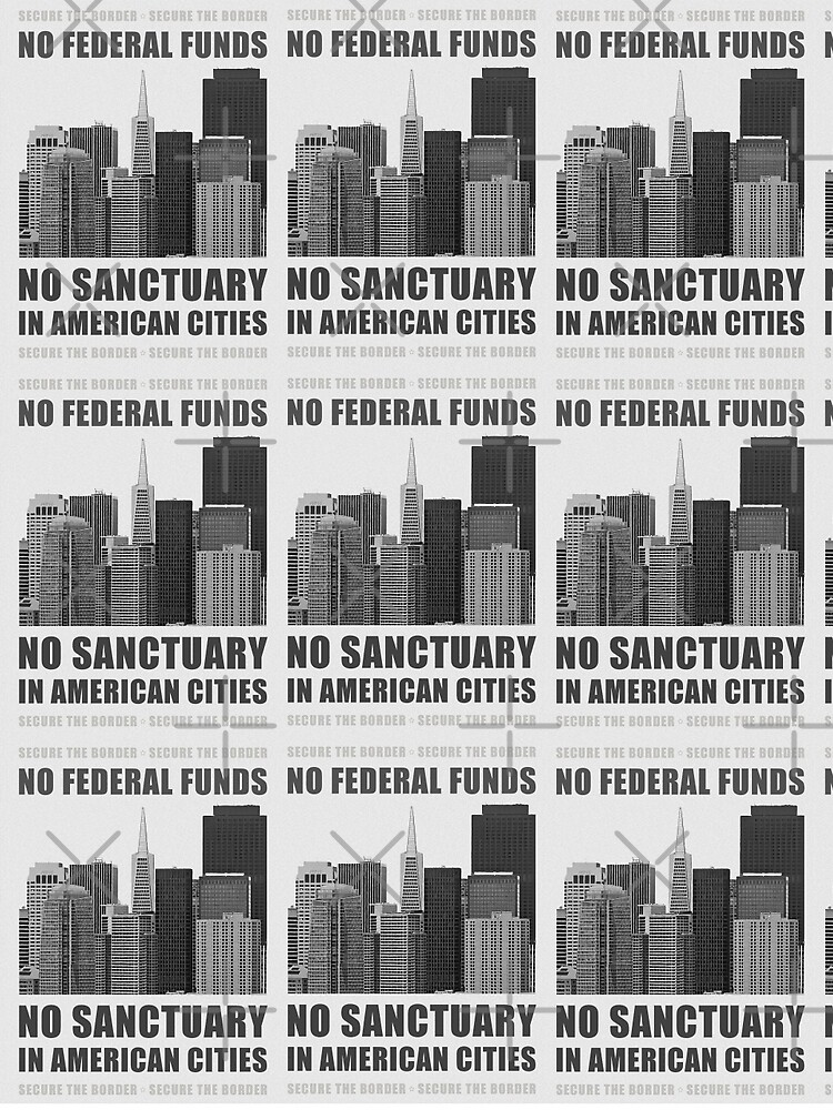 No Sanctuary Cities by morningdance