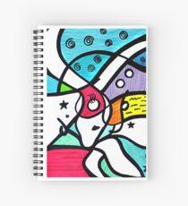 Mexican bulls Spiral Notebook