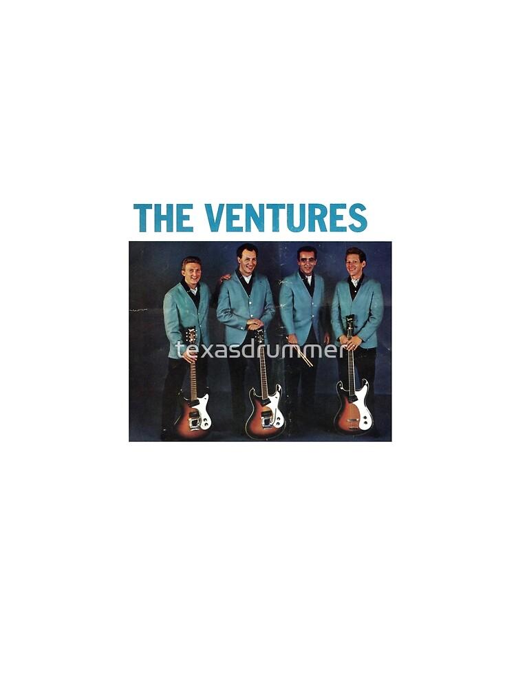 The Ventures by texasdrummer
