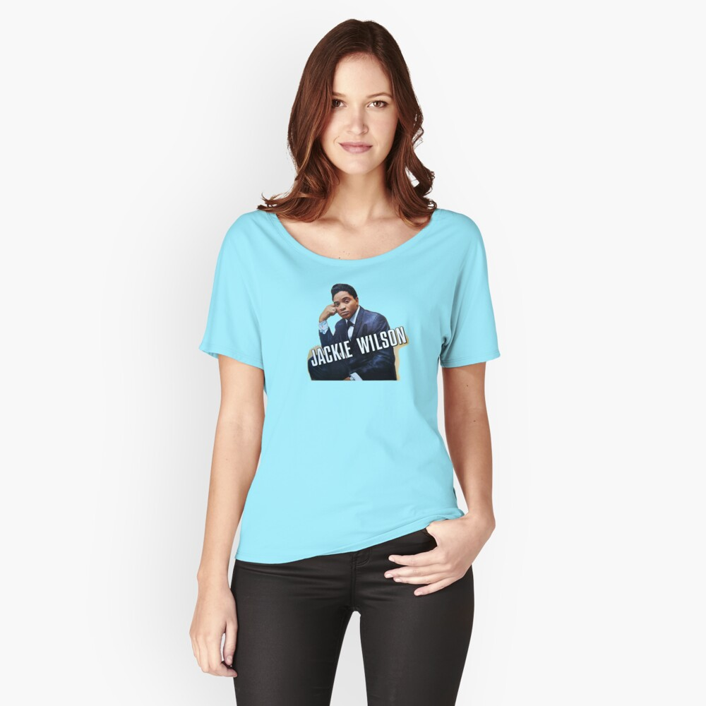 Jackie Wilson Relaxed Fit T-Shirt