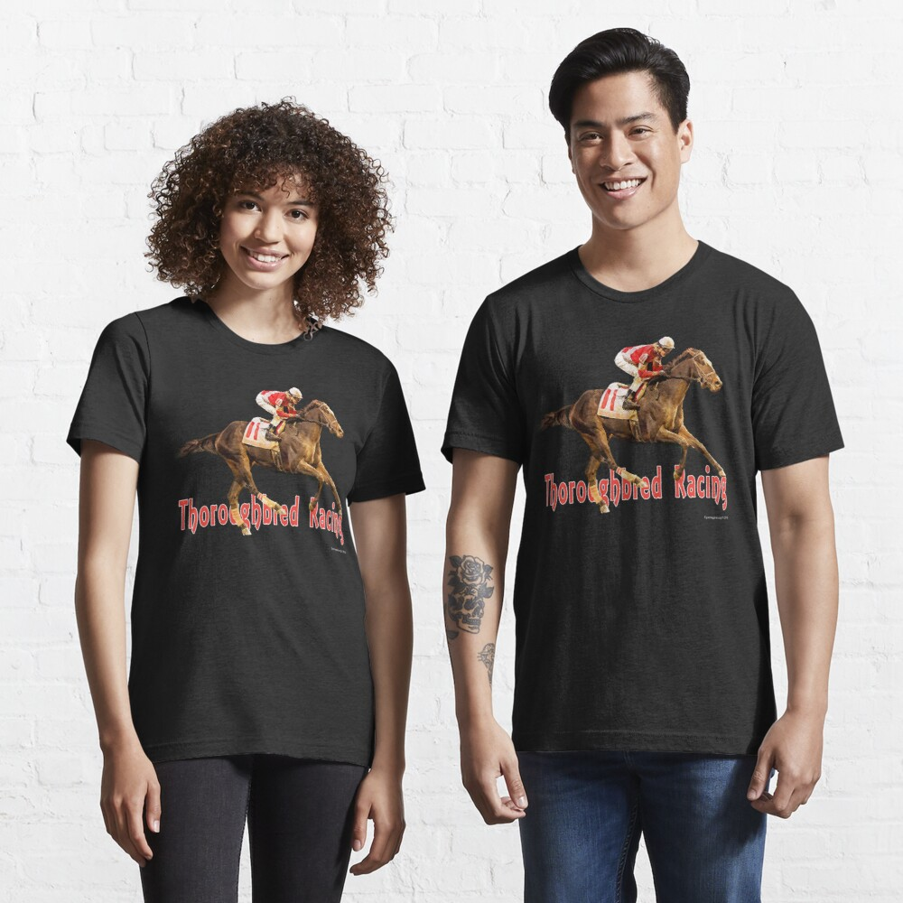 Thoroughbred Racing Essential T-Shirt