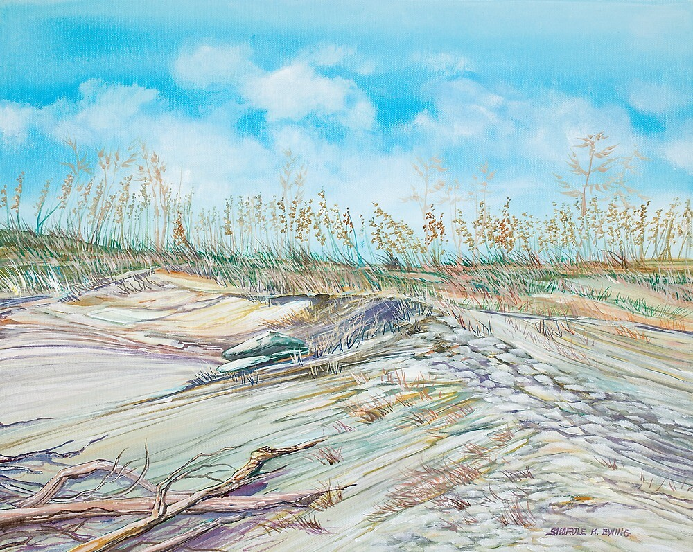 On the Dune by Sharole Ewing