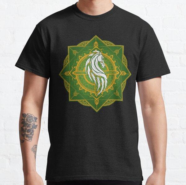 Cavalier de Rohan (couleurs héraldiques) T-shirt classique