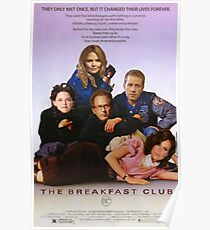 Swan Queen Breakfast Club Poster