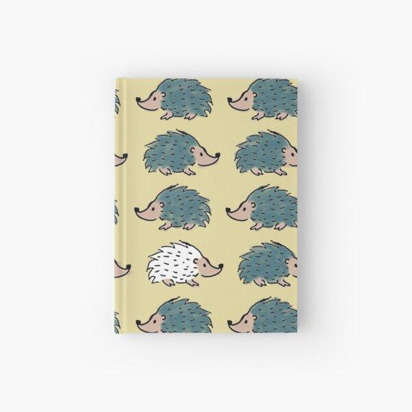 Hedgehogs Hardcover Journal