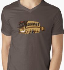 Wrong Bus Men's V-Neck T-Shirt