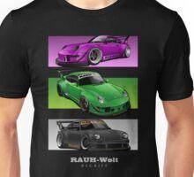 The Three Masterpiece Unisex T-Shirt