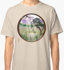 Oriental Window Classic T-Shirt