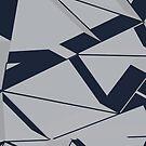3D-futuristische GEO-Linien X 14 von tamaya111