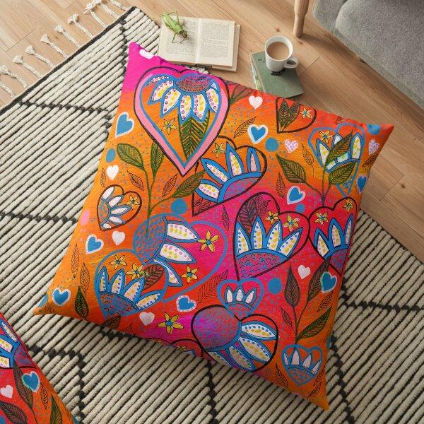 Lots of Love Floor Pillow