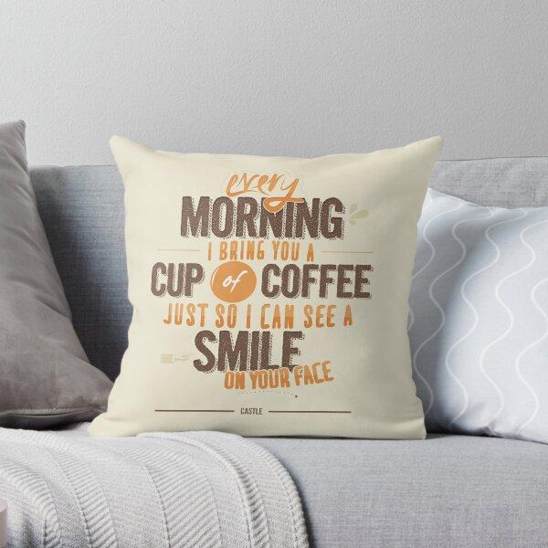 Cada mañana Cojín