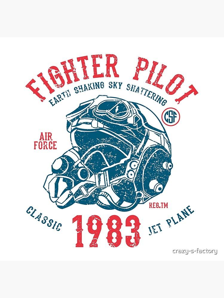 Fighter Pilot von crazy-s-factory