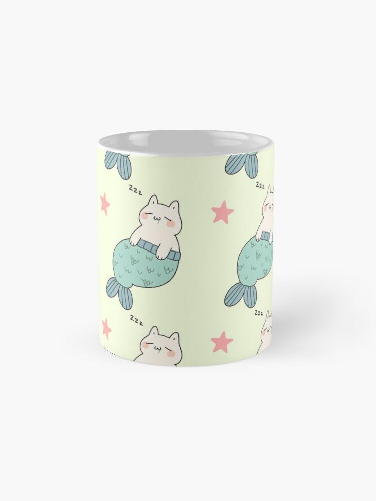 Alternate view of Catfish - Patterned Mug