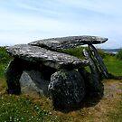 Altar Wedge Tomb, Beara, Co. Cork, Ireland..  by eithnemythen