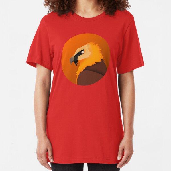 Bearded Vulture Slim Fit T-Shirt