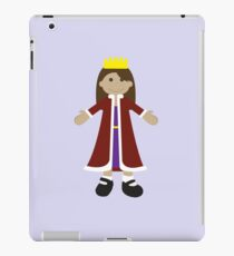 Quaint Queen Rag Doll iPad Case/Skin