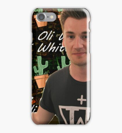 Oli White iPhone Case/Skin