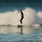 Saturday Afternoon, Manly Beach by brendanscully