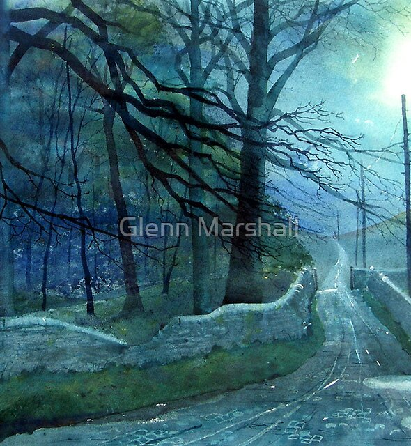 Road to Foxup by Glenn Marshall