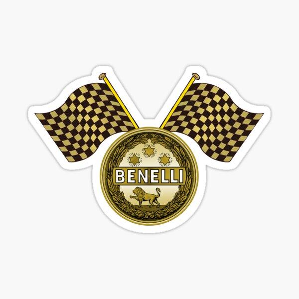 Benelli Vintage Motorcycles Italia Pegatina