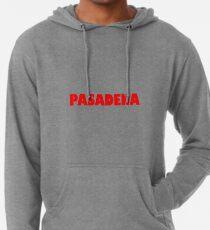 Pasadena GILL NOVA BOLD RED Lightweight Hoodie