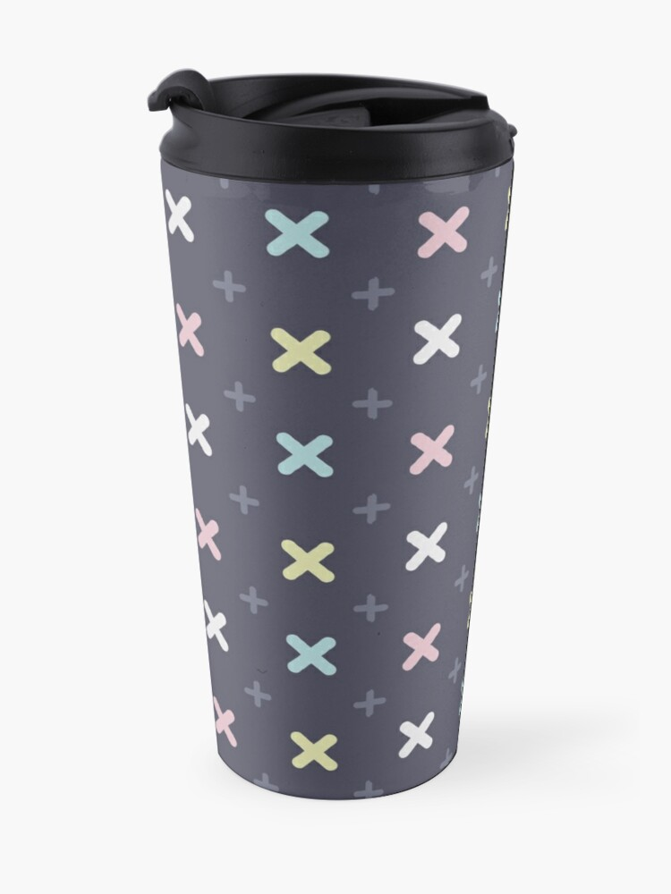 Alternate view of CMYK -  Travel Mug