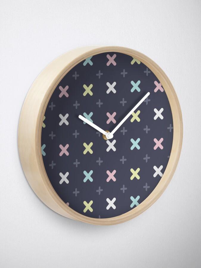 Alternate view of CMYK -  Clock