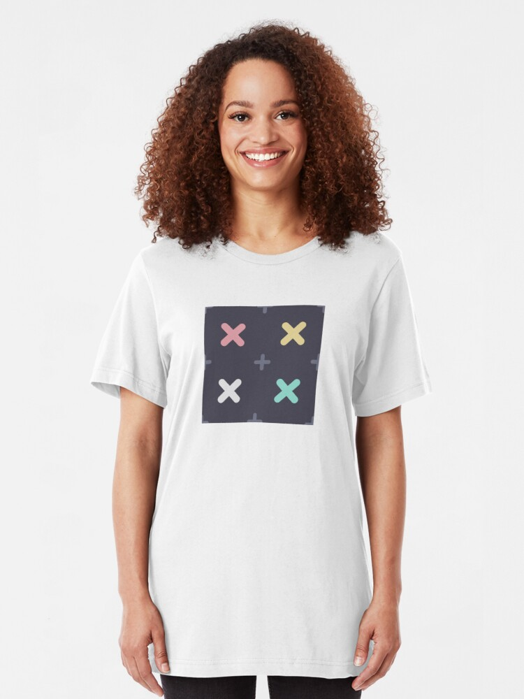 Alternate view of CMYK -  Slim Fit T-Shirt