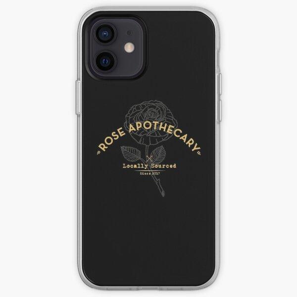 Dark Rose Apothecary iPhone Soft Case