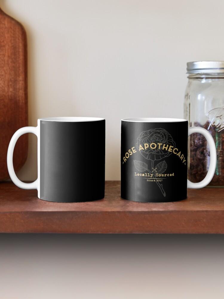 Alternate view of Dark Rose Apothecary Mug