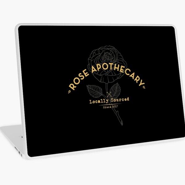 Dark Rose Apothecary Laptop Skin