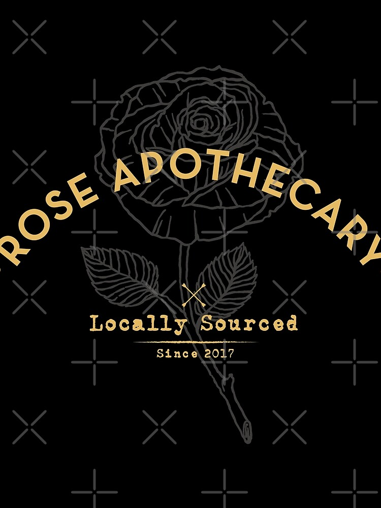 Dark Rose Apothecary by Plan8