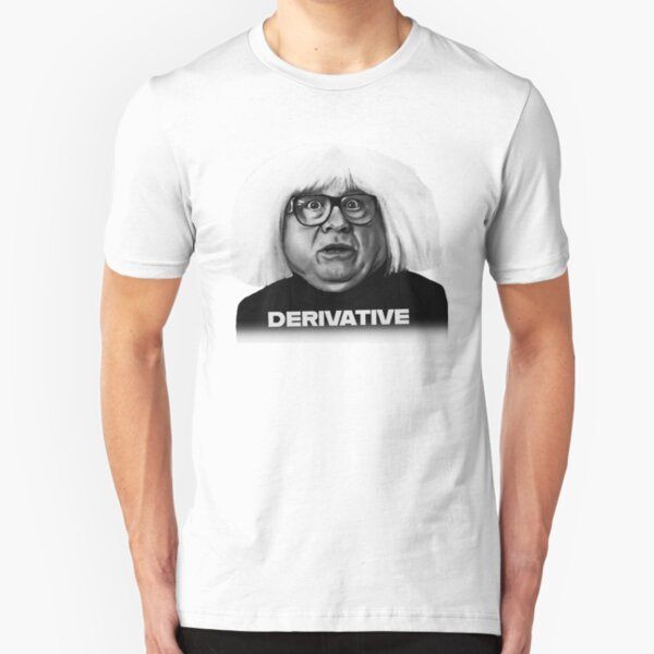 Ongo Gablogian - Derivative Slim Fit T-Shirt