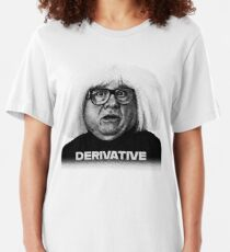 Ongo Gablogian - Derivative Slim Fit T-Shirt