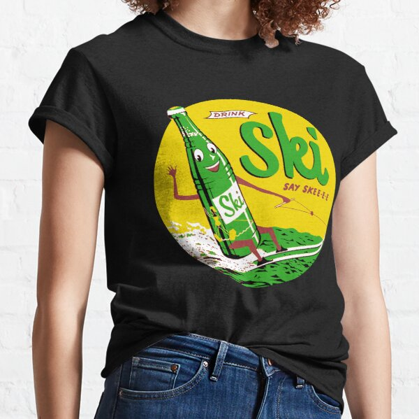 Drink Ski Classic T-Shirt