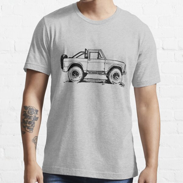 Bronco - Topless Classic Essential T-Shirt
