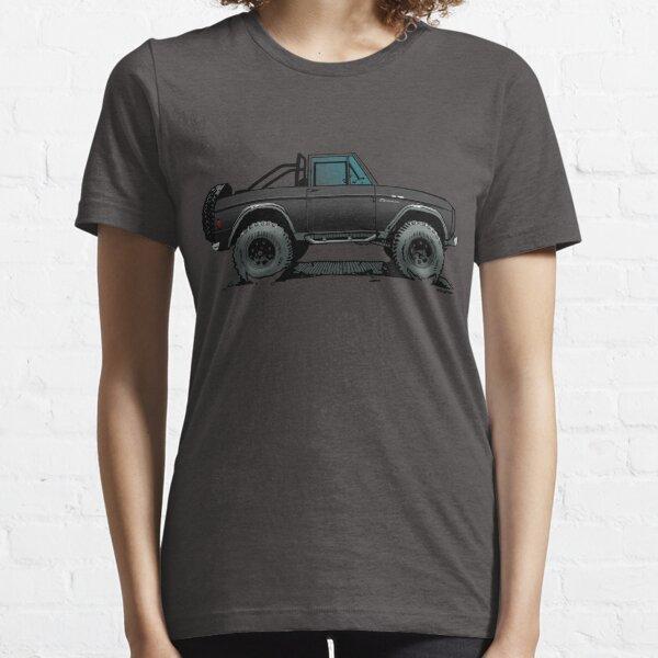 Bronco - Topless Black Essential T-Shirt