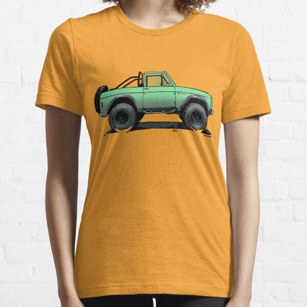 Bronco - Topless Mint Essential T-Shirt