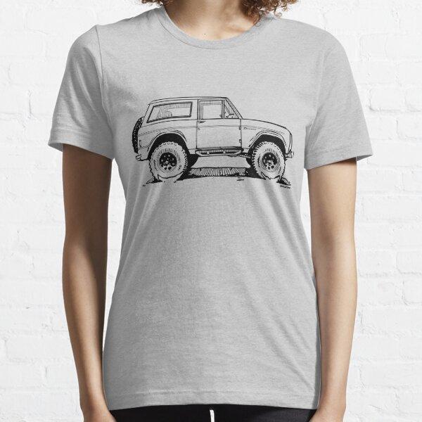 Bronco - X-Cab Classic Essential T-Shirt