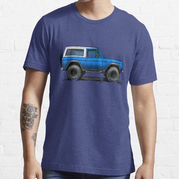 Bronco - X-Cab Blue Essential T-Shirt