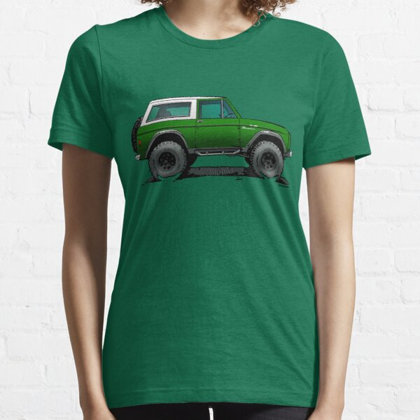 Bronco - X-Cab Green Essential T-Shirt