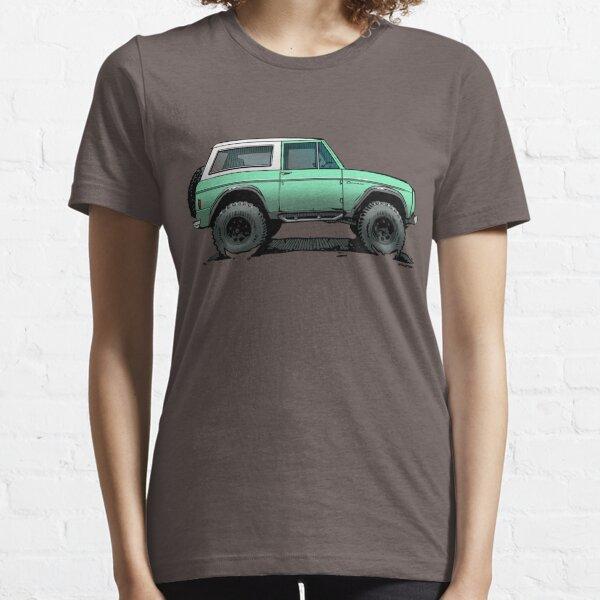 Bronco - X-Cab Mint Essential T-Shirt