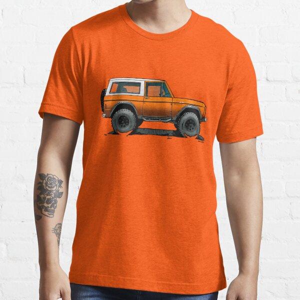 Bronco - X-Cab Orange Essential T-Shirt