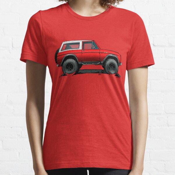 Bronco - X-Cab Red Essential T-Shirt